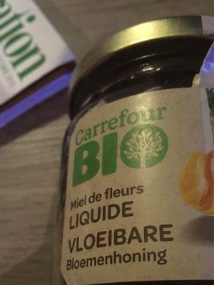 Miel de fleurs liquide vloeibare - Product - fr