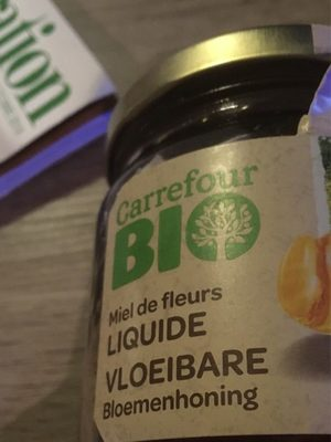 Miel de fleurs liquide vloeibare - Product