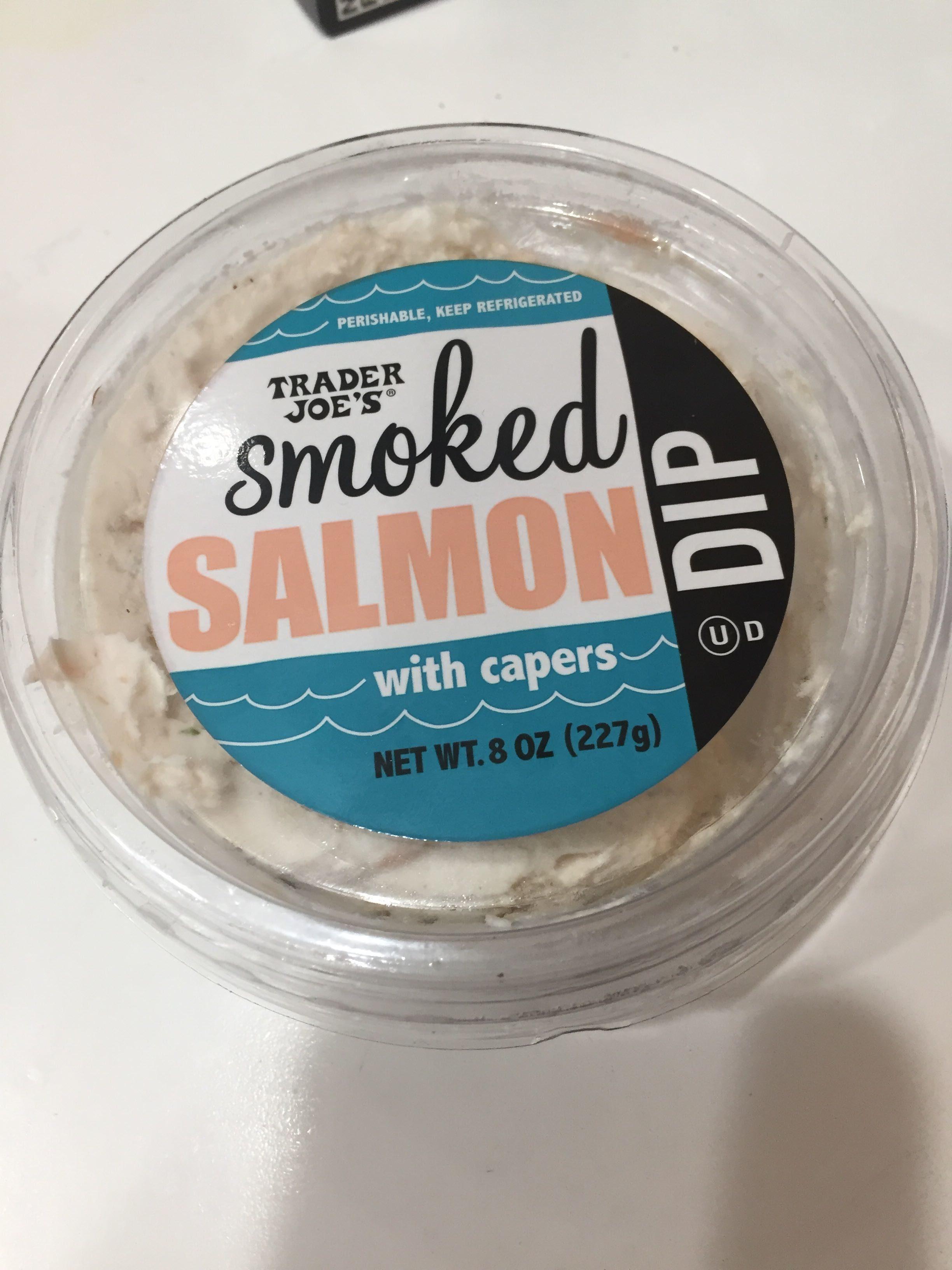 Smoked salmon dip - Product - en