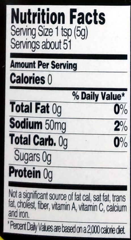 Pan campesino - Nutrition facts