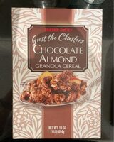 Chocolate Almond Granola Cereal - Product - en
