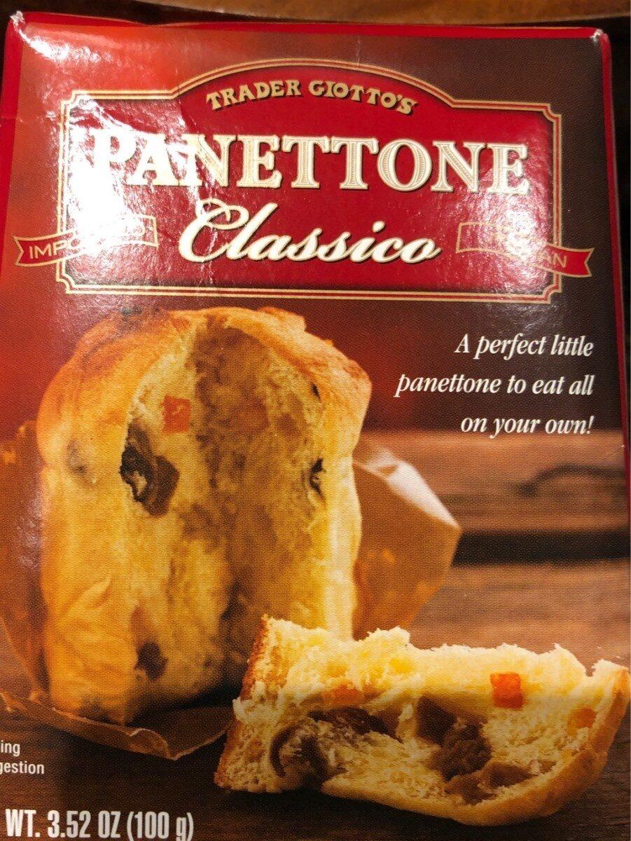 Panettone classico - Product - en