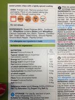 Button sprouts - Informations nutritionnelles - en