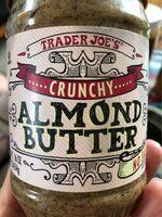 trade a joes peanut butter - Product - en