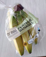 Fairtrade Bananas - Product - en