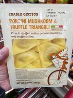 Porcini mushroom & truffle ravioli - Product - en