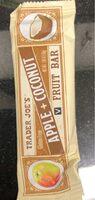 Apple + Coconut Fruit Bar - Product - en