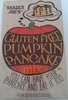 Gluten free pumpkin pancake mix - Product