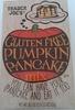 Gluten free pumpkin pancake mix - Product