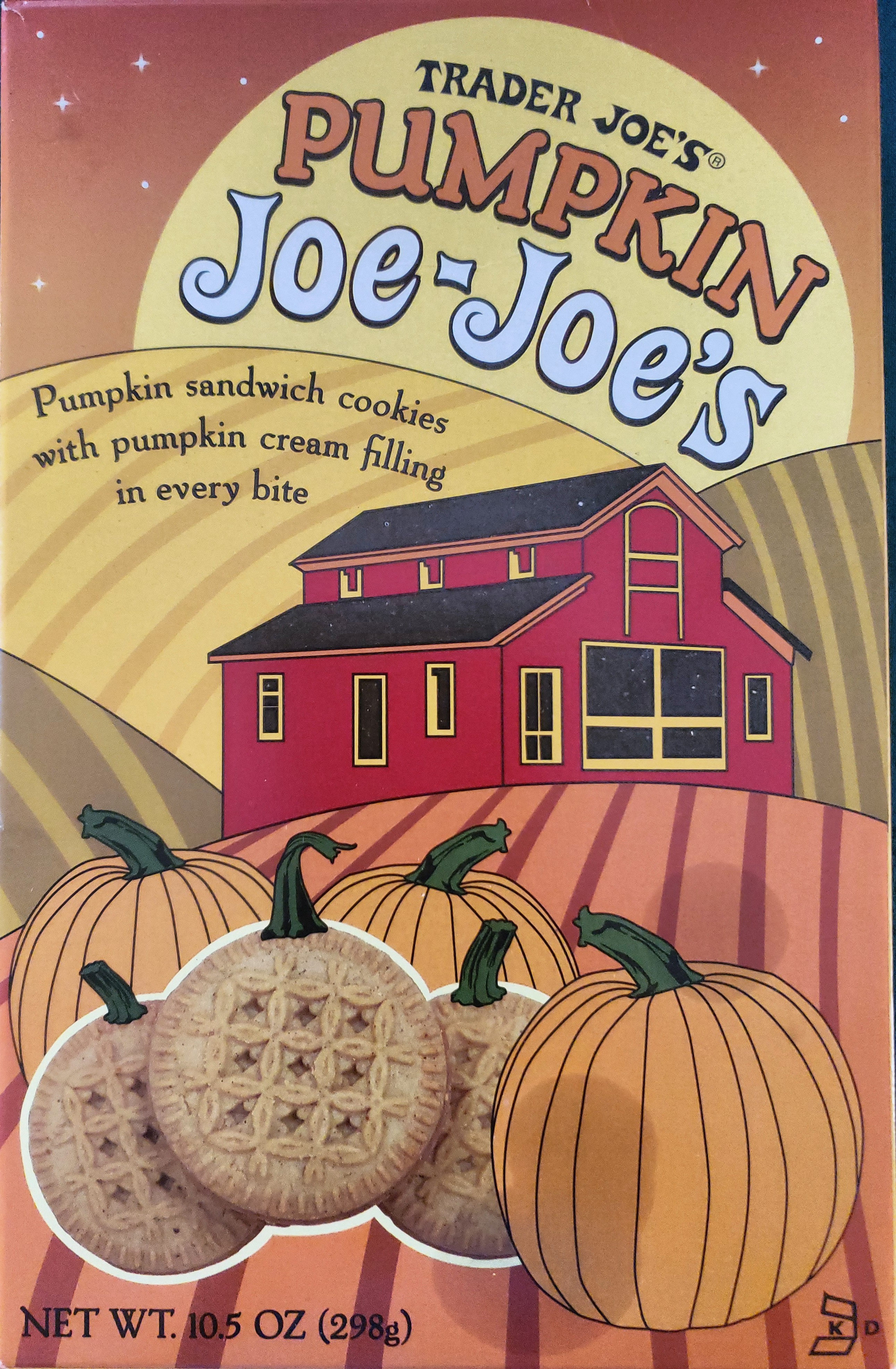 Pumpkin Joe-Joe's - Product - en