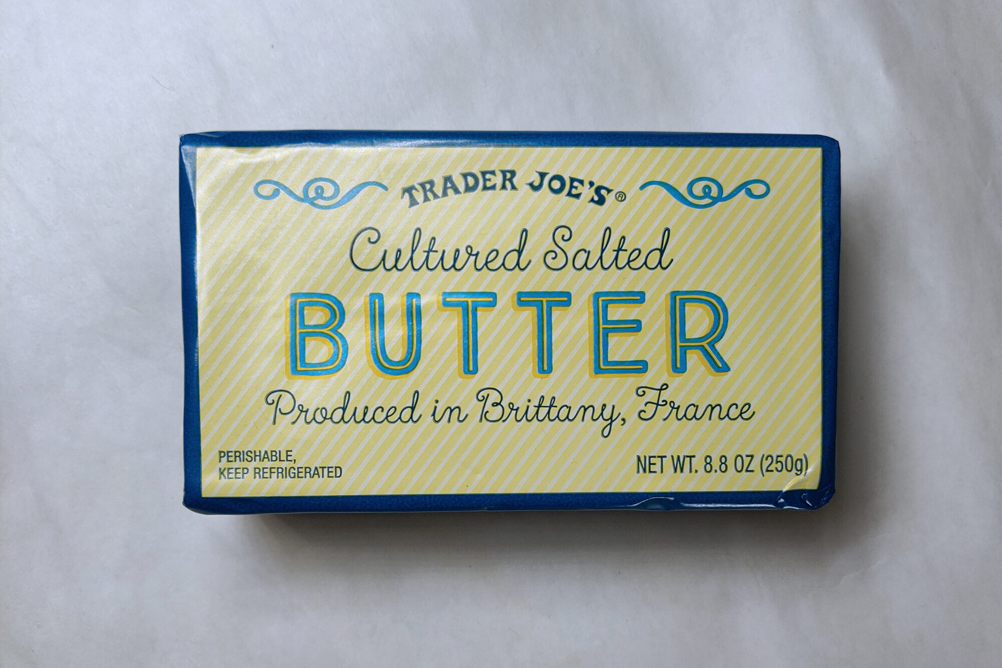 Cultured Salted Butter - Product - en