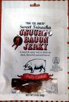 Sweet Sriracha Uncured Bacon Jerky - Product