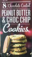 Peanut Butter & Chop Chip Cookies - Product