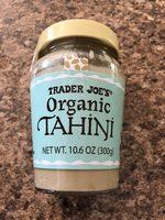 Organic tahini - Product - en
