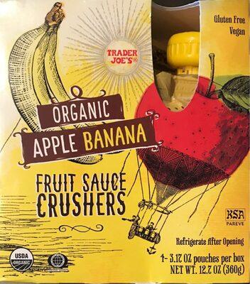 Fruit sauce crushers - Product