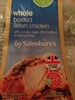 Whole basted British chicken - Produit