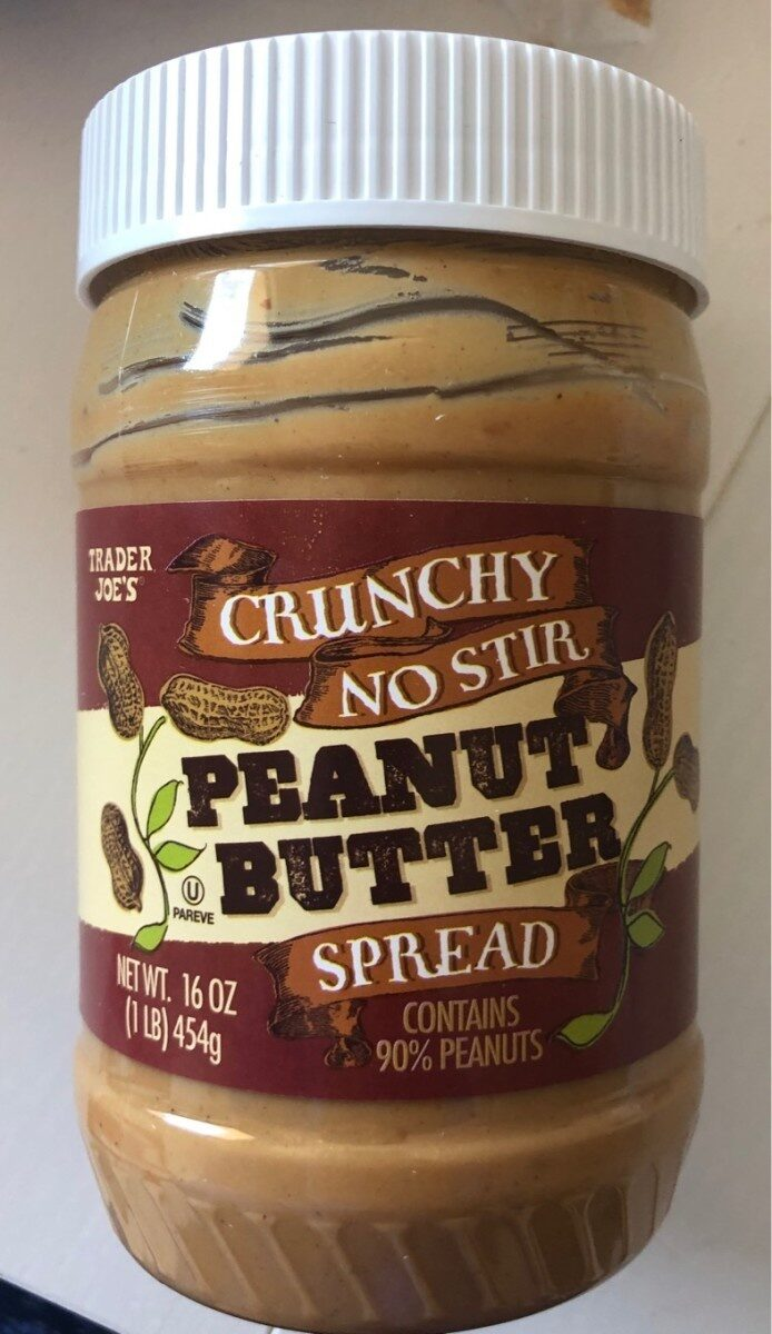 Spread, Peanut Butter - Product - en
