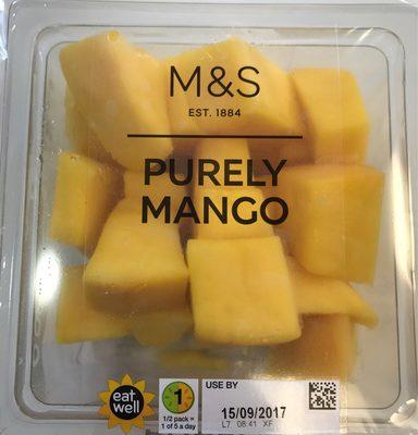 Purely Mango - Product