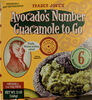 Avocado's Number Guacamole to Go - Product