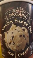 Glace vanille fudge chip - Product