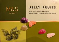 Jelly fruits - Product