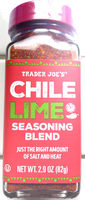 Chile Lime seasoning blend - Product