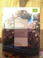 Double Chocolate Muffin Mix - Product