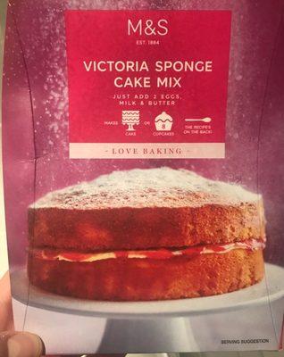 Victoria Sponge Cake Mix - Product
