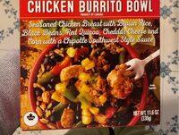 Chicken burrito bowl - Product - en