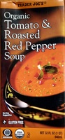 Tomato and roasted red pepper soup - Produit