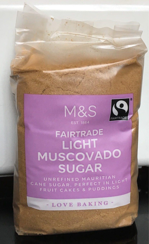 Light Muscovado Sugar   Product