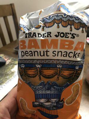 Bamba peanuts snacks - Product