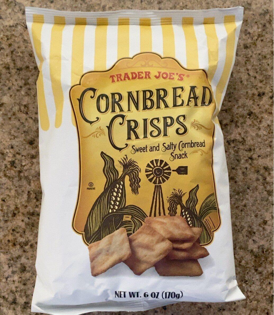 Cornbread Crisps - Product - en