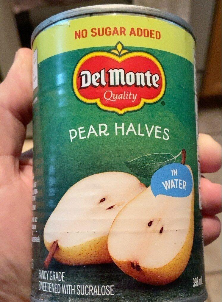 Pear Halves - Produit - fr