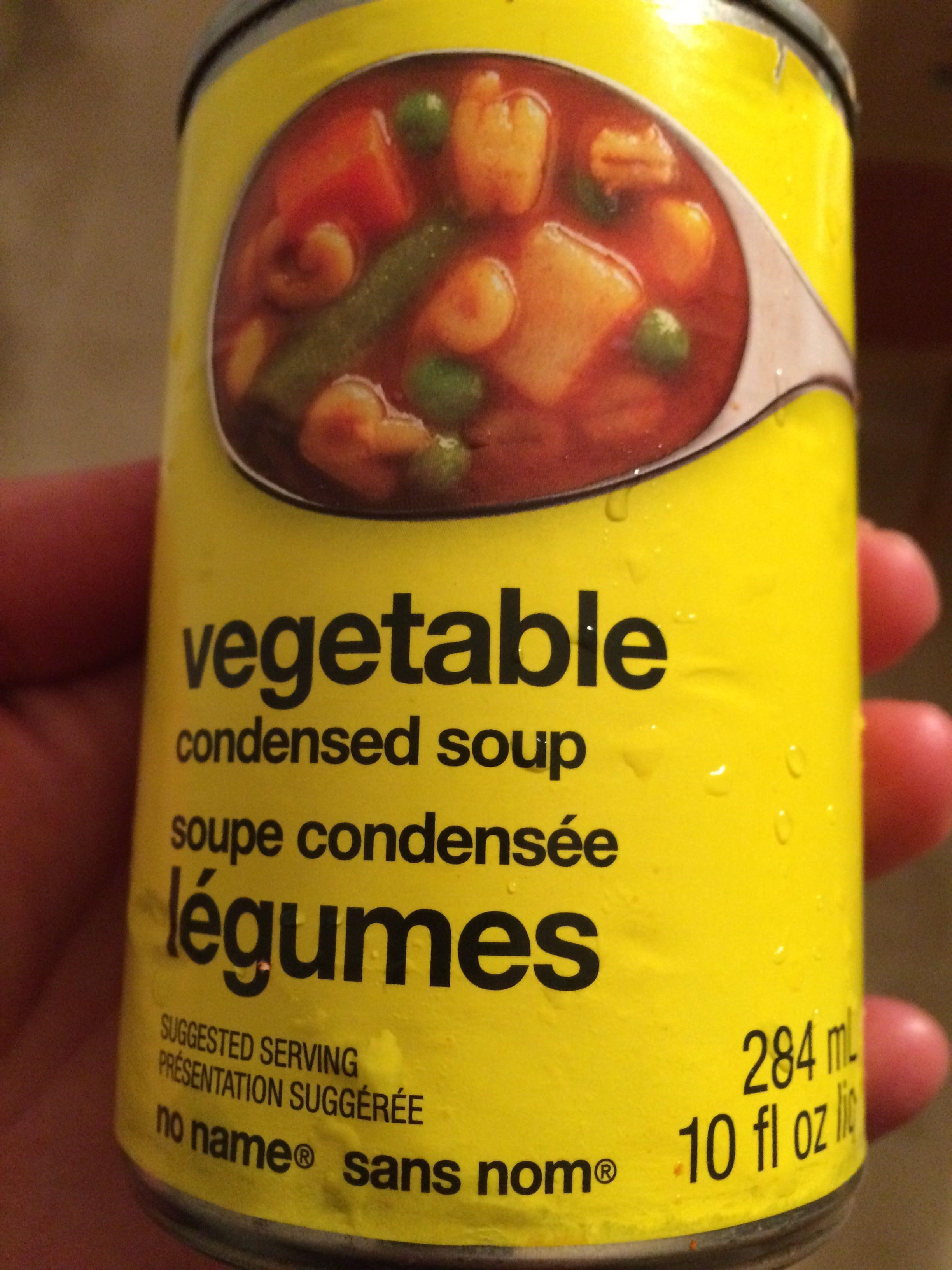 Soupe condensée légumes - Product - fr
