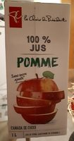 Apple juice - Produit - fr