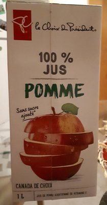 Apple juice - Produit