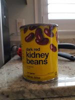 No Name Dark Red Kidney Beans - Produit