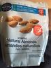 amandes naturelles non salées - Product