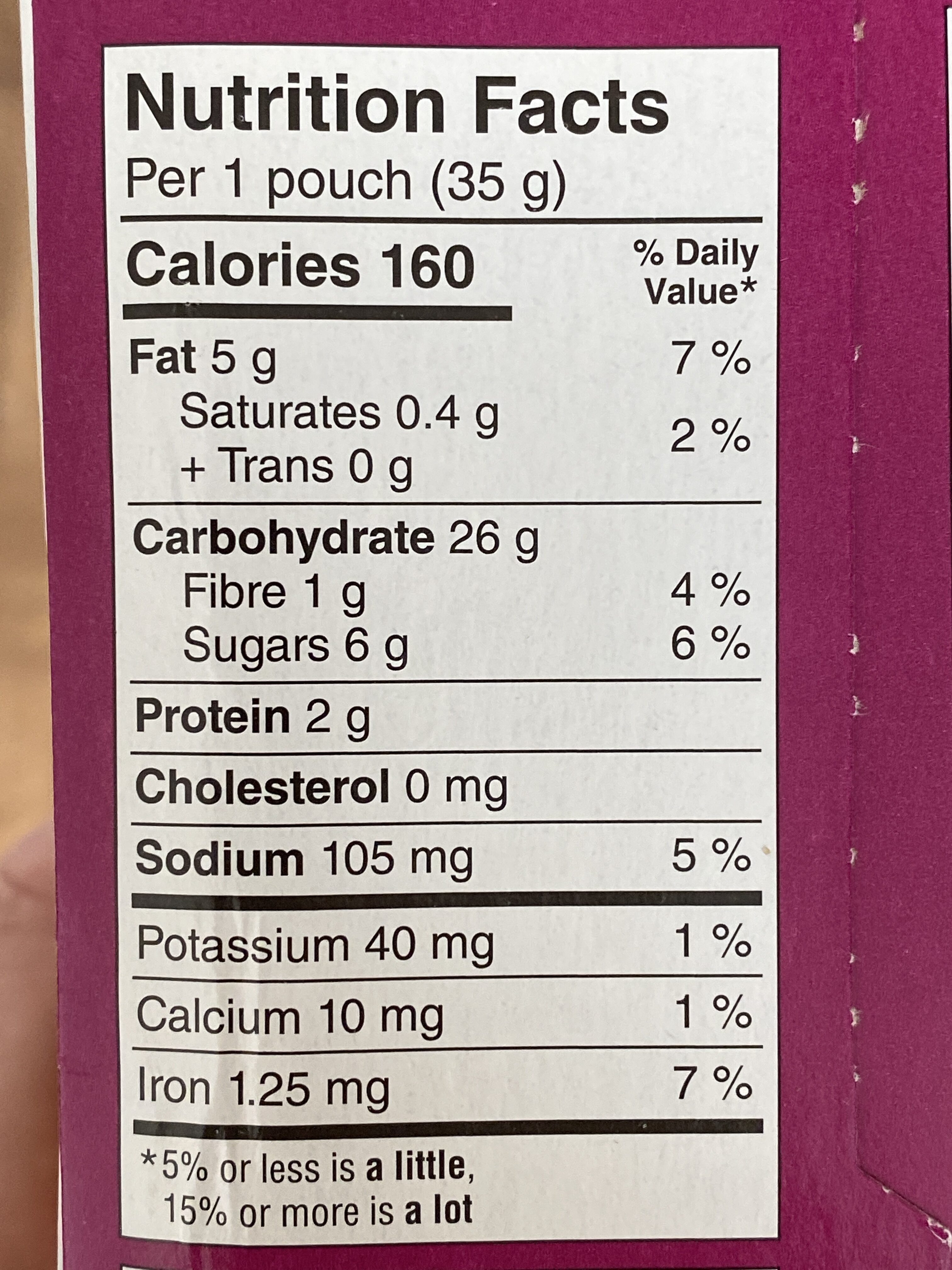 Zookies animal crackers - Nutrition facts - fr
