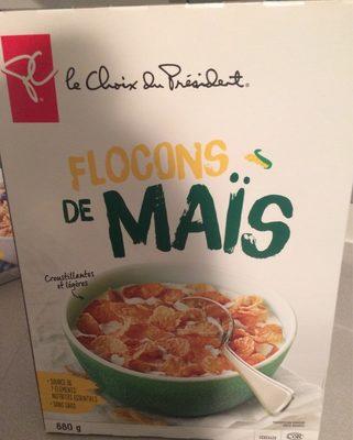 Flocons de maïs - 4