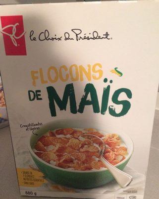 Flocons de maïs - Produit - fr