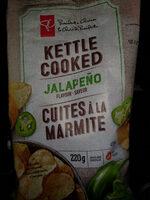 Kettle Cooked Potato Chips - Produit - en