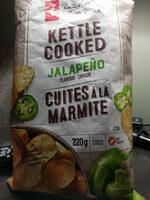 Kettle Cooked Potato Chips - Informations nutritionnelles - en