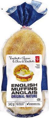Original english muffins - Product - en