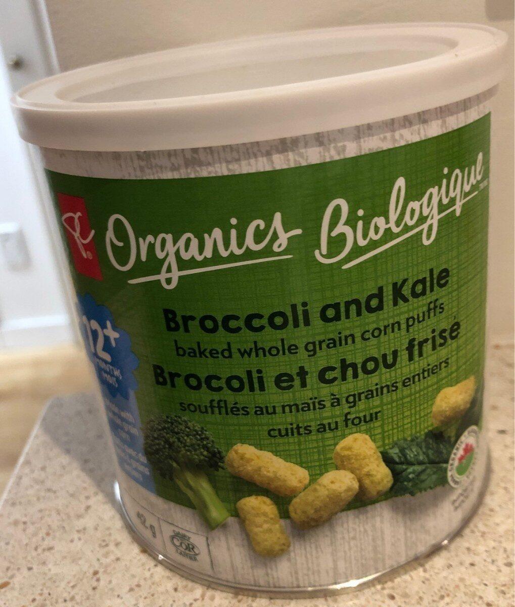 Brocoli et chou frisé - Product - fr