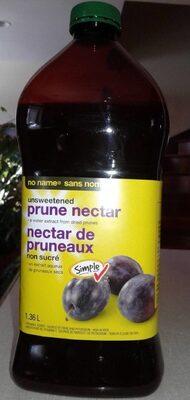 Nectar de pruneaux non sucré - Product - en