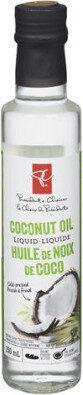 Cold-pressed liquid coconut oil - Product - fr