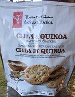 Chia et Quinoa - Produit - fr