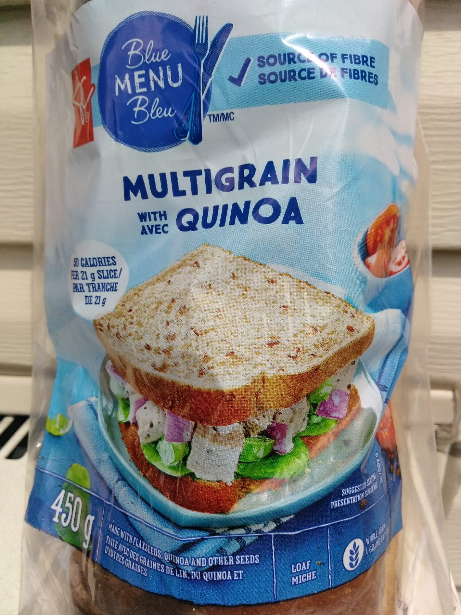 Multigrain with Quinoa Loaf - Product